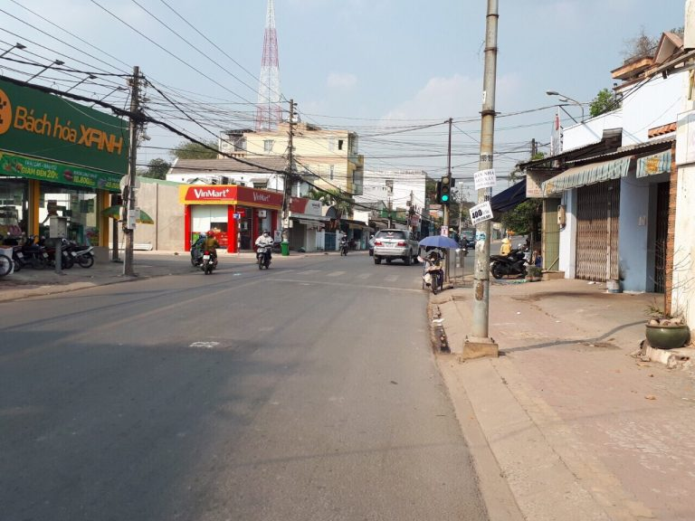 Đất mặt tiền 22/12 Thị xã Thuận An, BD chỉ 3 tỷ 750