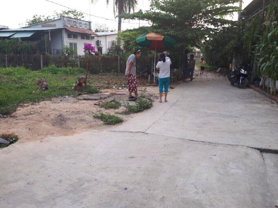 Đất Lái Thiêu sát UBND phường Bình Nhâm