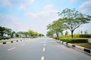 Giao thông khu đô thị mỹ phước