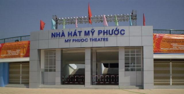 Nhà hát khu đô thị mỹ phước